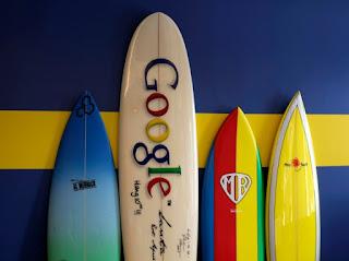 Ilustrasi - Reuters Google Surfboard (gadgets.ndtv.com)