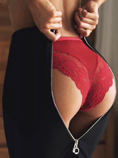 Adoro quando vestem vermelho...
