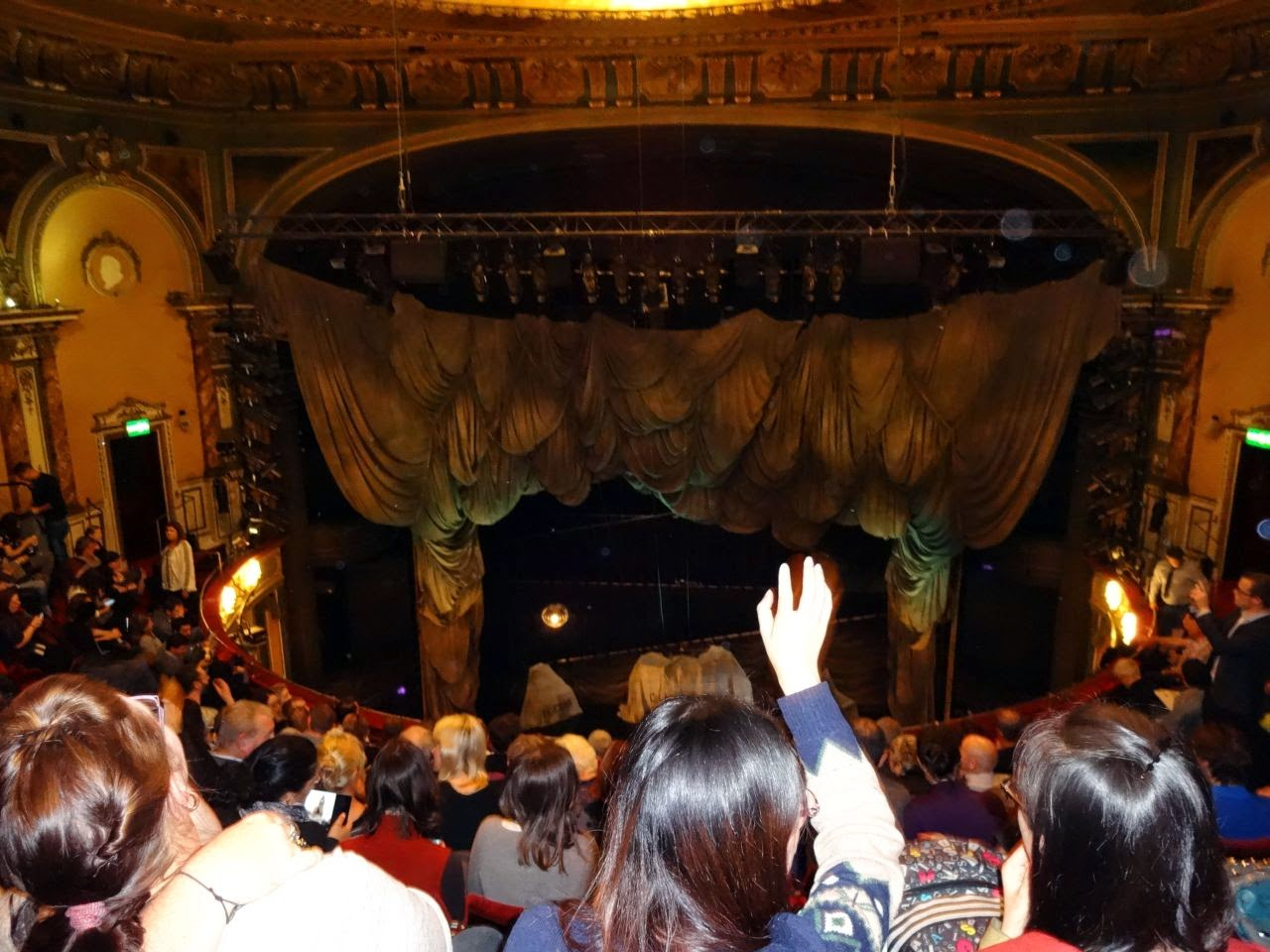 The Phantom Of The Opera Stage