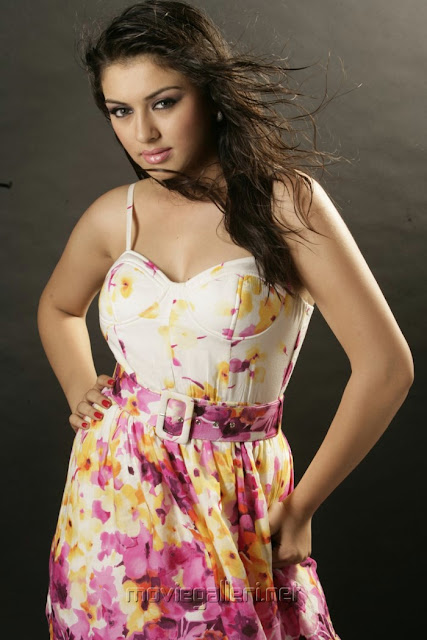 Hansika Motwani photo shoot