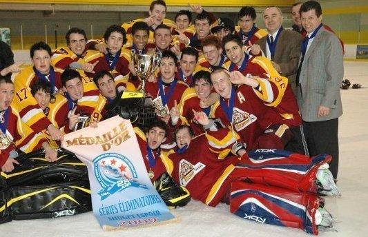 hockey tournament midget espoir st. foy
