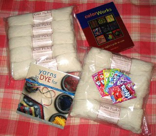 Yarn Dyeing Supplies