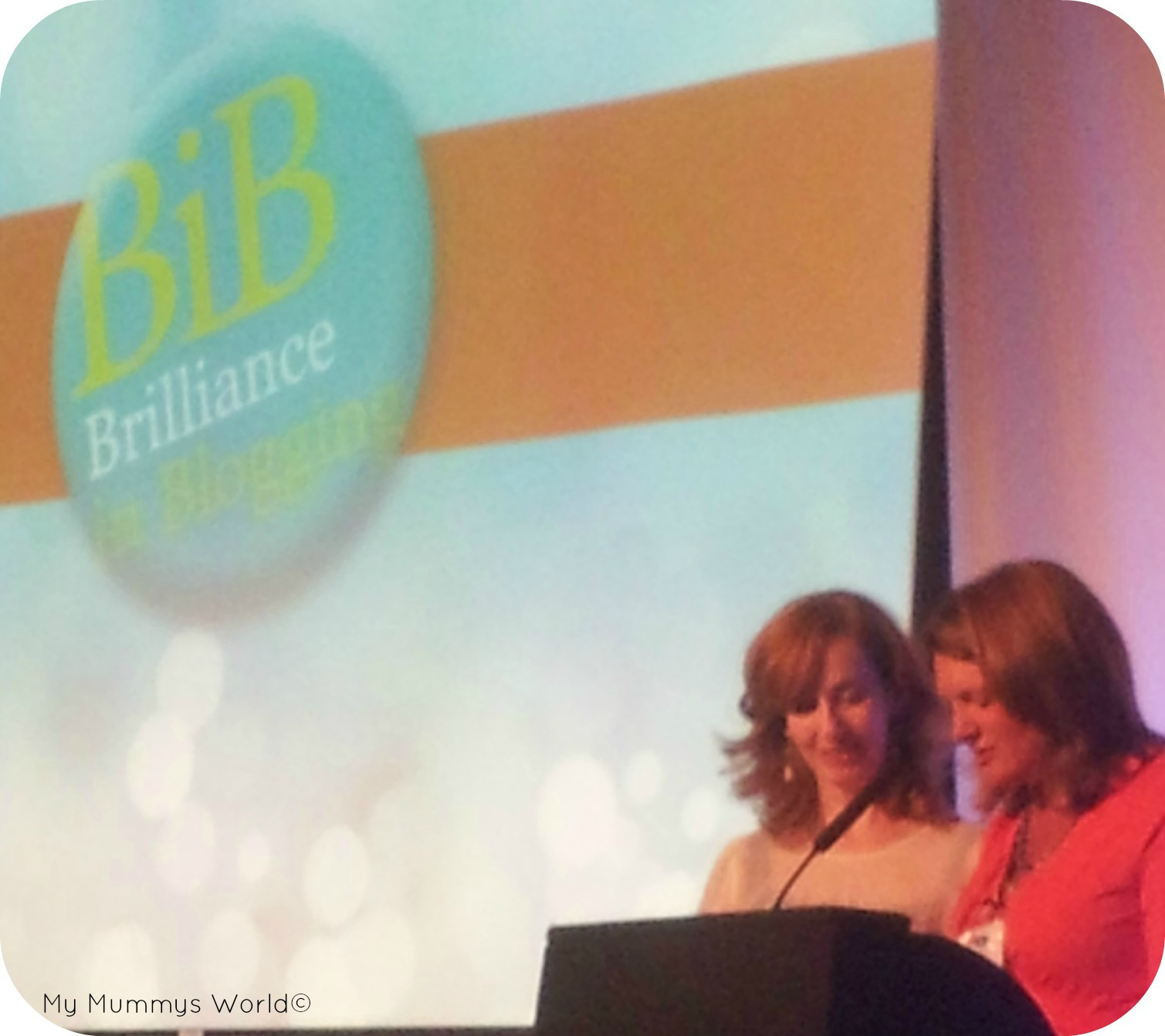 BiB Awards Brilliance In Blogging : My Mummys World©