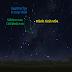 Hành tinh Hỏa tỏa sáng trong cái bình trà của chàng cung thủ vào chiều tối 6/11