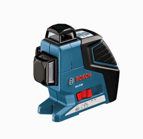 Bosch GLL3-80 3 Plane Leveling-Alignment Laser Review