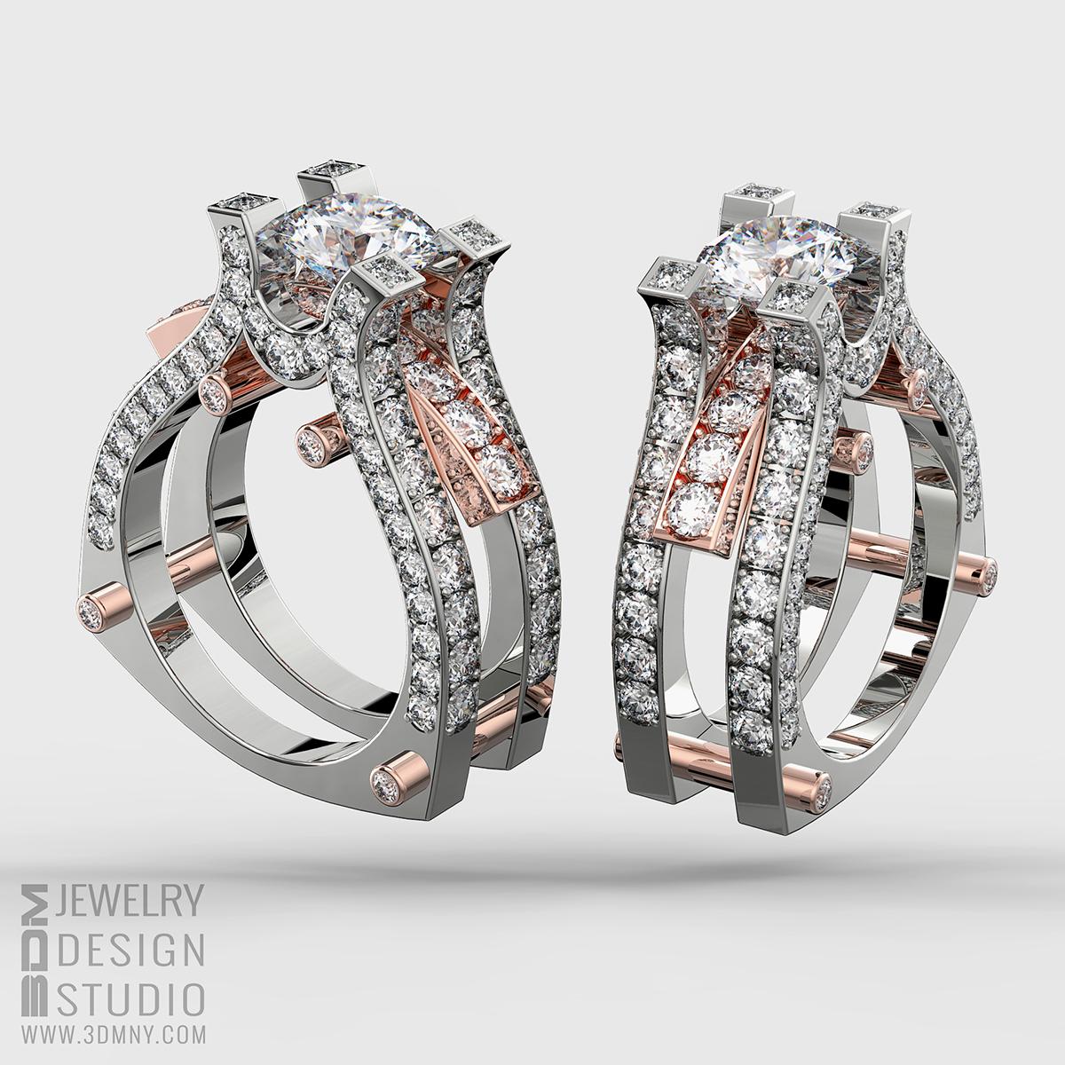 3DM CAD Jewelry Design Studio