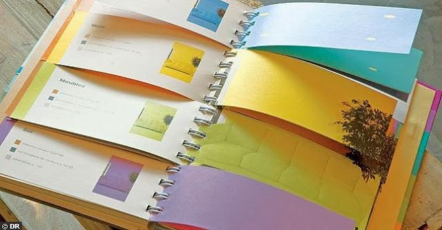 Comment choisir les couleurs de la maison - Comment choisir couleur peinture ...