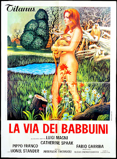 La Via dei Babbuini (1974) Streaming Film