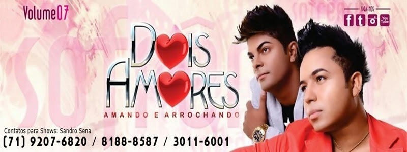 DOIS AMORES CD 2015