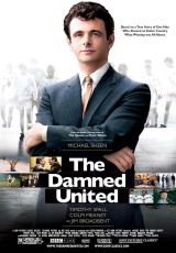 "Carátula del DVD ""The Damned United"""