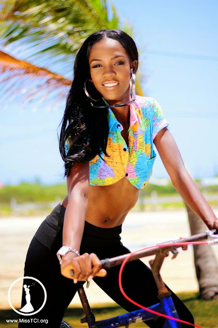 Shanice Williams, Miss Universe Turks & Caicos 2014 - New Pictures