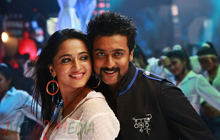 Surya and anushka shetty in singam 2 movie stills just 10 media anushka shetty hansika motwani vivek and santhanam this is the sequel of singam by hari in 2010 it also be dubbed in telugu as yamudu ii thecheapjerseys Image collections