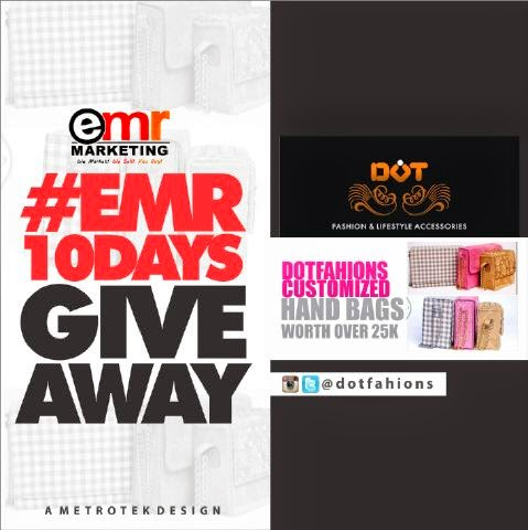 #Emr10DaysGiveAway