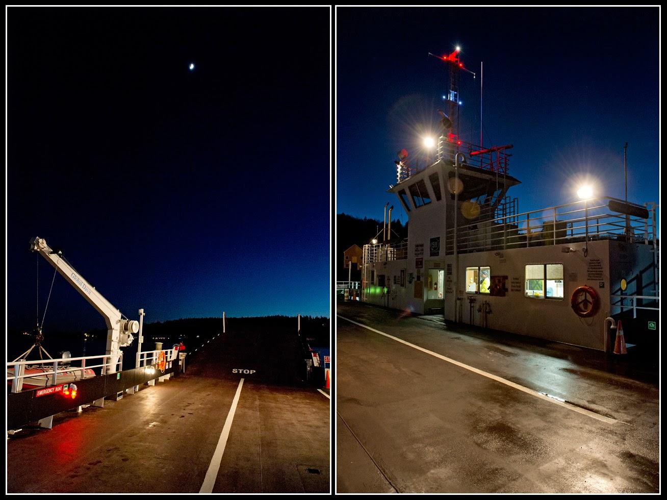 Nova Scotia; Ferry; LaHave River