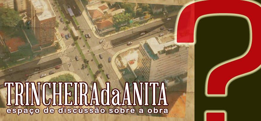 Trincheira da Anita