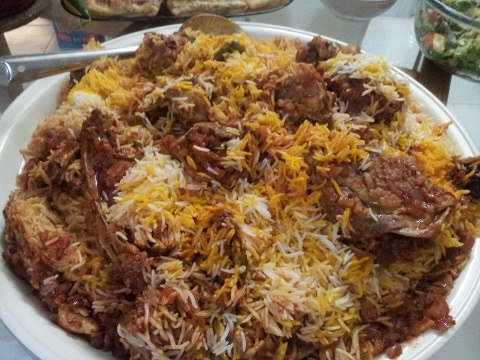 Yemeni food globally food the rice lamb and spices are all cooked simultaneously in the pot together unlike mandi forumfinder Gallery