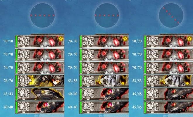 3-3-E 敵編成陣形