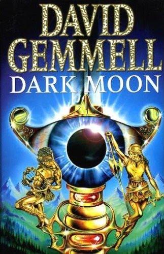 David Gemmell Book Cover Art : David gemmell fantasy dark moon s book