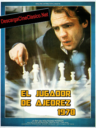 El jugador de ajedrez (1978) Descargar y ver Online Gratis