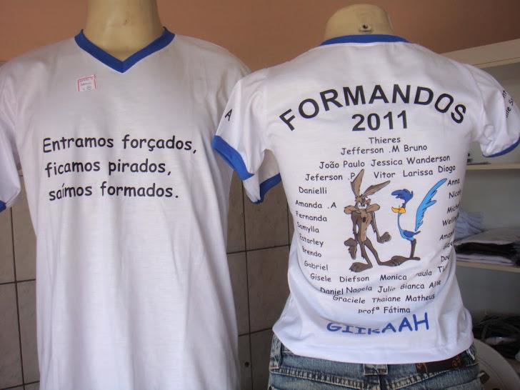 FORMANDOS 2011