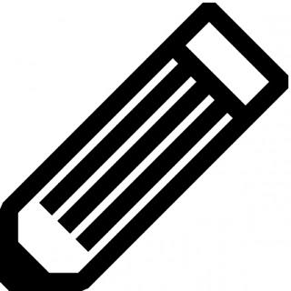 Lápiz en blanco y negro