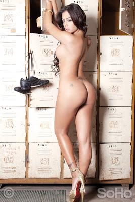 Larissa Riquelme desnuda revista Soho 2011