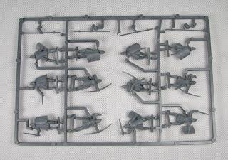 Wypraska figurek wojowników z Minas Tirith Gondor Władca Pierścieni Gry Strategiczne w Śródziemiu, allegro
