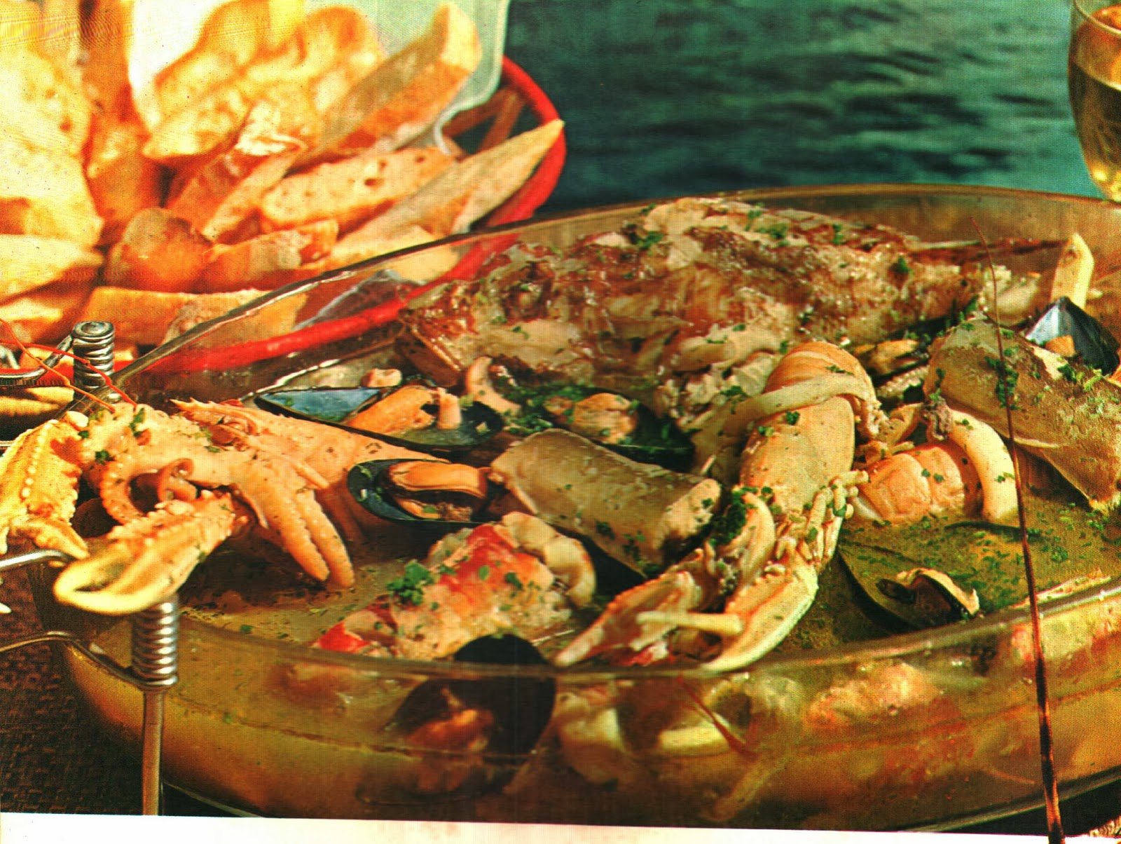 Reiki e afins bouillabaisse for Sopas francesas famosas