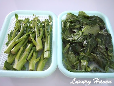 kailan vegetables recipe
