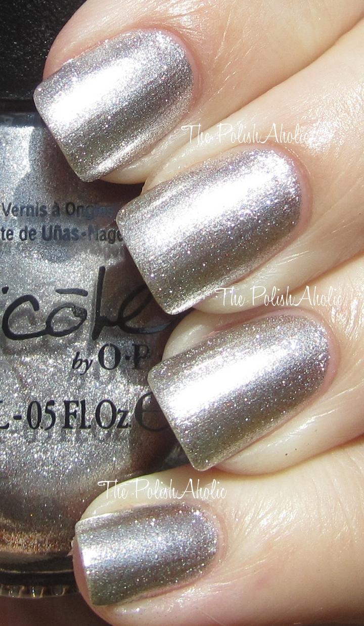 The PolishAholic: Nicole by OPI 2012 Walmart Exclusives!