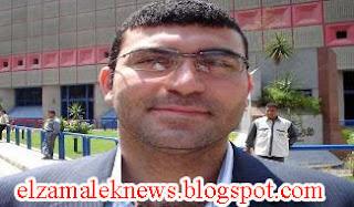 تامر النحاس وكيل اللاعب أحمد جعفر