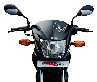 2011 TVS Star City Dhoni Limited Edition