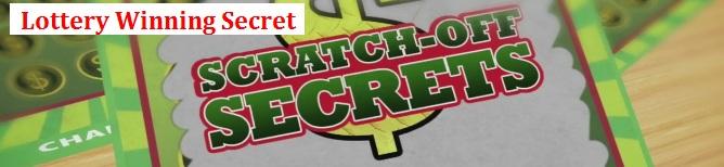 Lottery Winning Secret