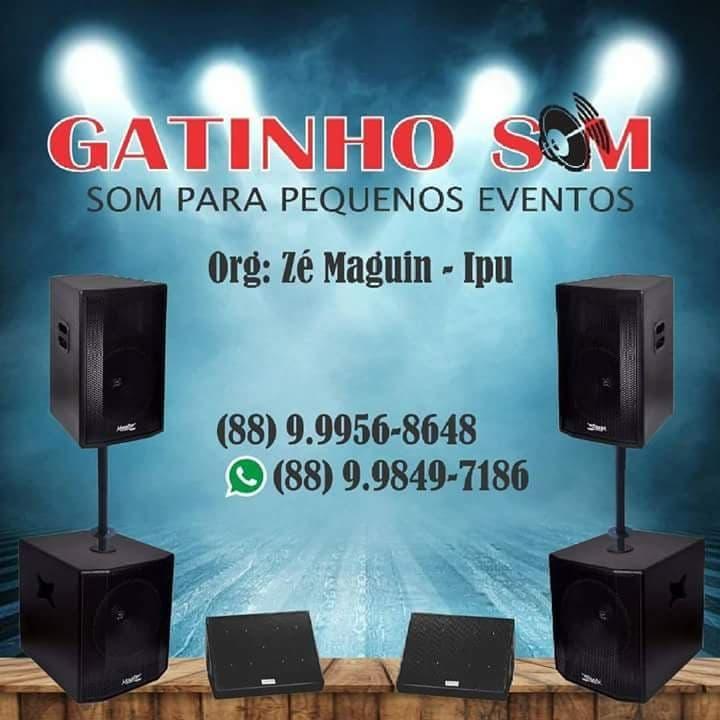 GATINHO SOM