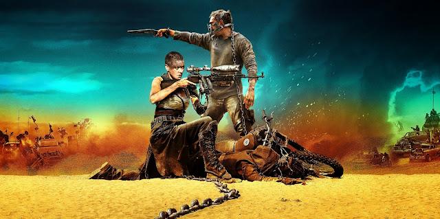 Mad Max: Estrada da Fúria faz U$100 milhões em seu final de semana de estreia
