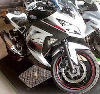 Spesifikasi Dan Harga Kawasaki Ninja 250 FI / Injection