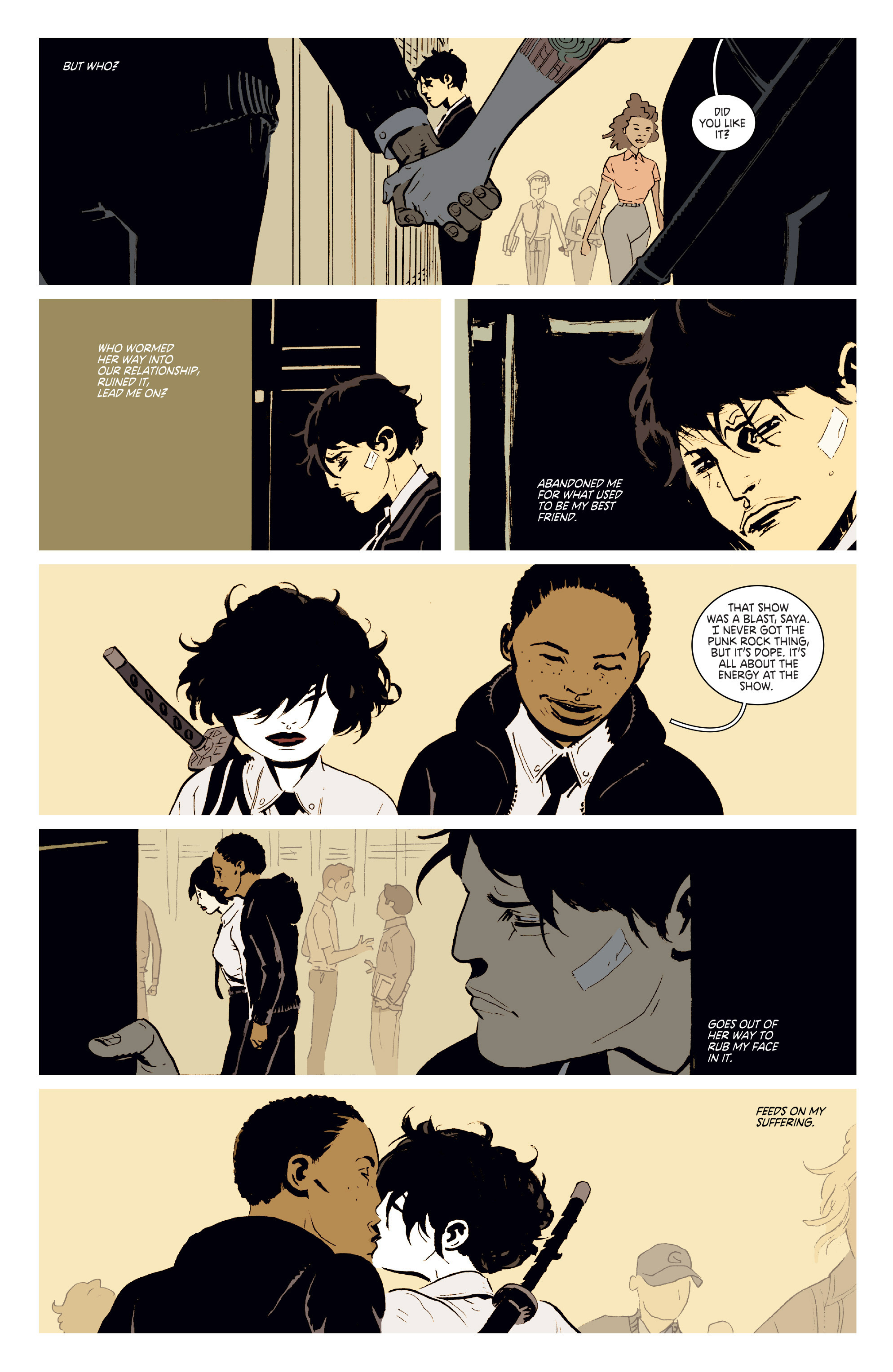 Read online Deadly Class comic -  Issue # _TPB 3 - 69