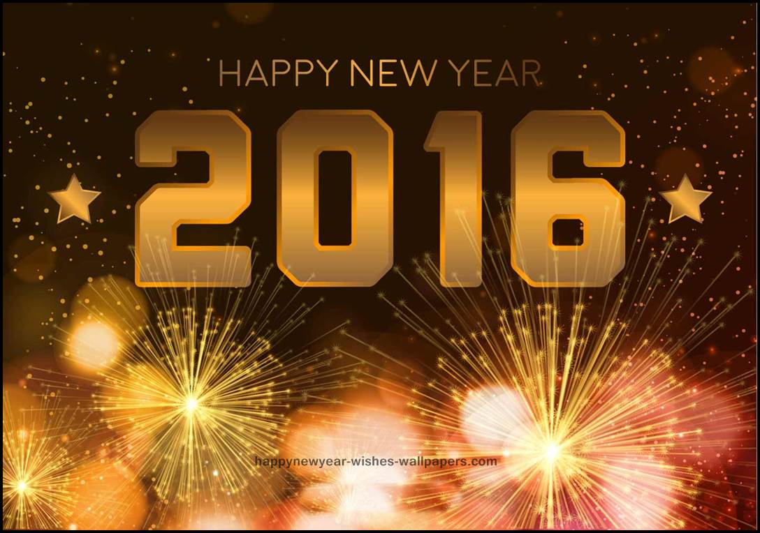 New Year 2016 Wallpapers Wishes New Year Greeting Cards In Full Hd