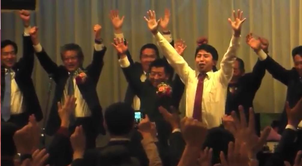 【動画流出w】 自民の現職議員「統一教会の皆様の応援で当選できた。なんなりとお申し付けください」