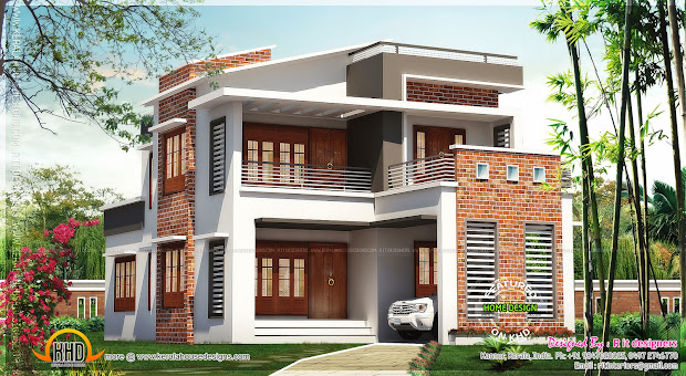 Brick House Exterior Designs