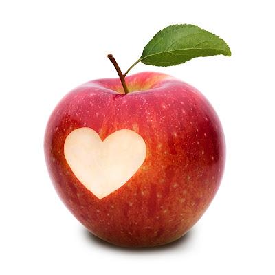 Las manzanas y la salud
