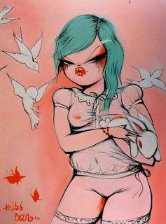 El arte de Miss Van.