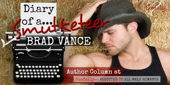 Diary of a Smutketeer with Brad Vance