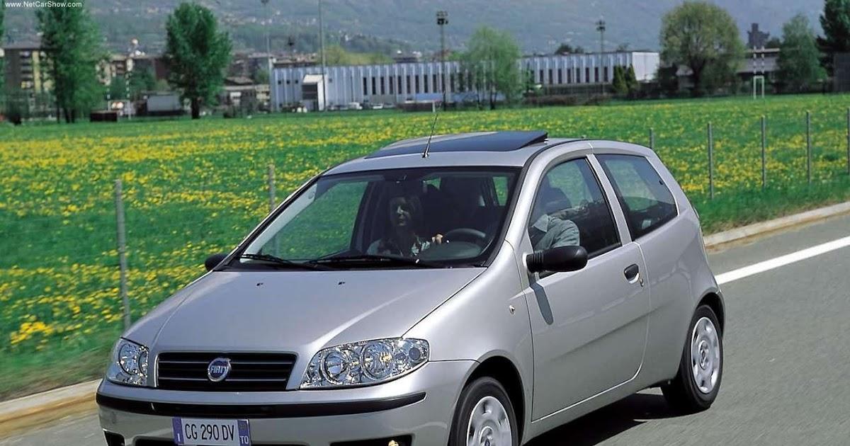 Fiat Populaire Franais Dautomobiles 2003 Fiat Punto Active
