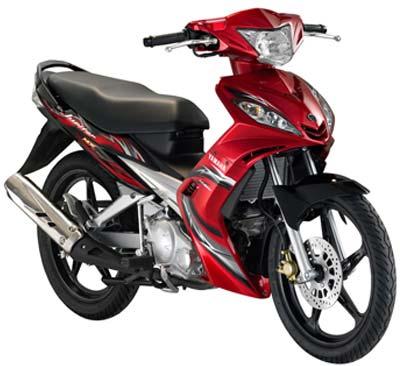 Jual Motor Bekas Jupiter MX 2009 di pekanbaru