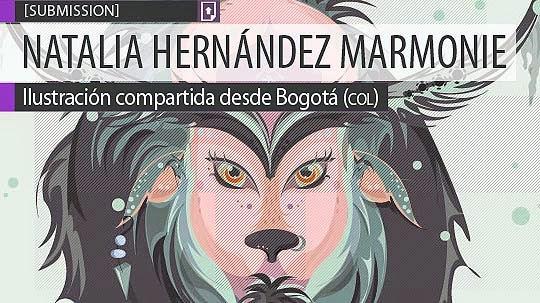Ilustración. Buffor de NATALIA HERNÁNDEZ MARMONIE.