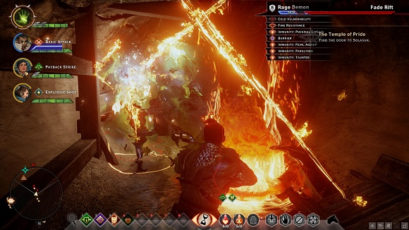 dragon age inquisition pc screenshot gameplay www.jembersantri.blogspot.com 4 Dragon Age Inquisition Repack Black Box