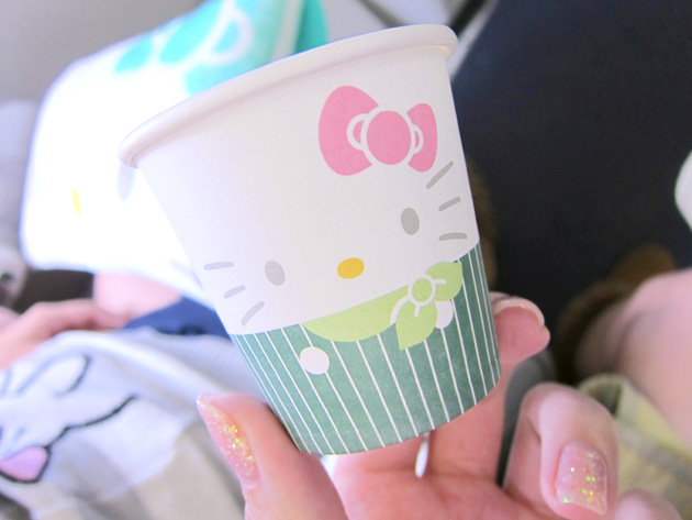Wendy S Hello Kitty Kids Meal