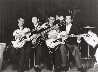 The Tielman Brothers, Band Rock Paling Tua Asal Indonesia