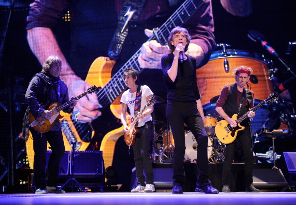 AFTERMATH: Rolling Stones concert in Los Angeles features ...